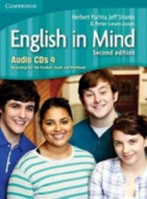 English in Mind 2nd Edition Level 4 Audio CDs