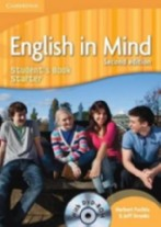 English in Mind 2nd Edition Starter Level Student's Book with DVD-ROM