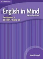 English in Mind 2nd Edition Level 3 Testmaker Audio CD/CD-ROM