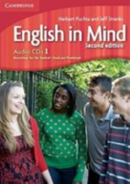 English in Mind 2nd Edition Level 1 Audio CDs
