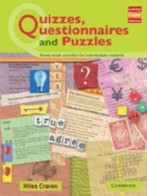 Quizzes, Questionnaires and Puzzles