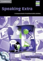 Speaking Extra Book + CD