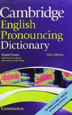 Cambridge English Pronouncing Dictionary Hardback