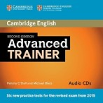 Advanced Trainer Second edition Audio CDs (3)
