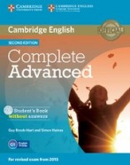 Complete Advanced WB + CD