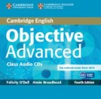Objective Advanced 4th ed Class Audio CD's