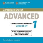 Cambridge English Advanced 1 for revised exam from 2015 Audio CDs (2)