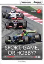 Sport, Game, or Hobby?