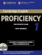 Cambr Eng Proficiency for Updated Exam + key
