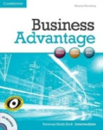 Business Advantage Intermediate Personal Study Book