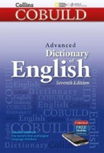 Collins Cobuild Advanced Dictionary of English + app