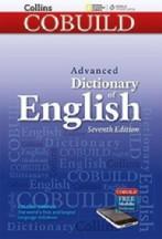 Collins Cobuild Advanced Dictionary of English + app