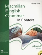 Macmillan English Grammar in Context Advanced + key