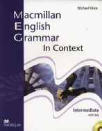 Macmillan English Grammar in Context Intermediate + key