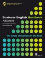 Business English Handbook (advanced)