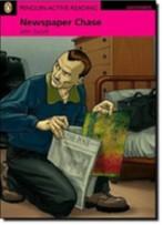 Newspaper Chase + cd-rom