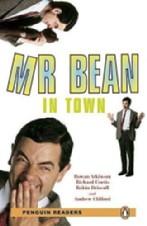 Mr Bean in Town + audio-cd