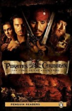 Pirates of the Caribbean: The Curse of the Black Pearl + audio-cd