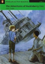 The Adventures of Huckleberry Finn + cd-rom