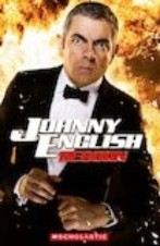 Johnny English Reborn + audio-cd