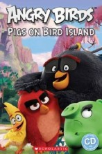 Angry Birds: Pigs on Bird Island + audio-cd