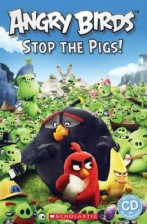 Angry Birds: Stop the Pigs! + audio-cd