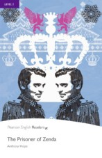 The Prisoner of Zenda + audio-cd