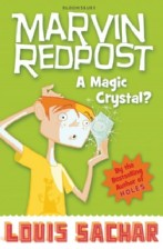 Marvin Redpost: A Magic Crystal?
