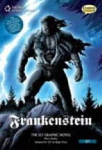 Frankenstein + audio-cd