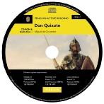 Don Quixote + cd-rom