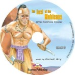 The Last of the Mohicans audio-cd