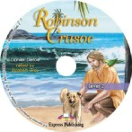 Robinson Crusoe audio-cd