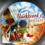Blackbeard's Treasure audio-cd