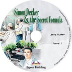 Simon Decker and the Secret Formula audio-cd