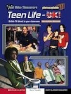Teen Life - UK! (with DVD)