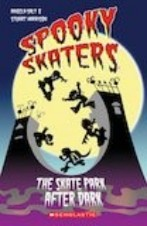 Spooky Skaters + audio-cd