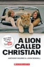 A Lion Called Christian + audio-cd