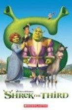 Shrek the Third + audio cd