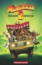 Madagascar 2: Escape to Africa + audio cd