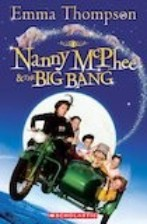 Nanny McPhee and the Big Bang + audio cd