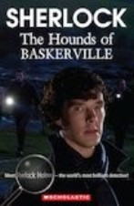 Sherlock: The Hounds of the Baskerville + audio-cd