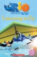 Rio: Learning to Fly + audio-cd