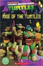 Teenage Mutant Ninja Turtles: Rise of the Turtles + audio-cd