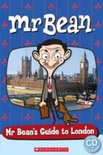 Mr Bean's Guide to London + audio-cd