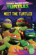 Teenage Mutant Ninja Turtles: Meet the Turtles + audio-cd