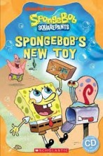 SpongeBob Squarepants: Spongebob's New Toy + audio-cd