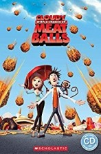 Cloudy with a Chance of Meatballs + audio-cd