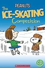 Peanuts: The Ice-Skating Competition + audio-cd