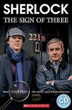 Sherlock: The Sign of Three + audio-cd