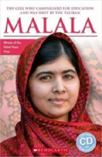 Malala + audio-cd